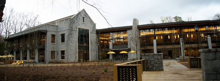 Oglethorpe University - Emerson Student Center